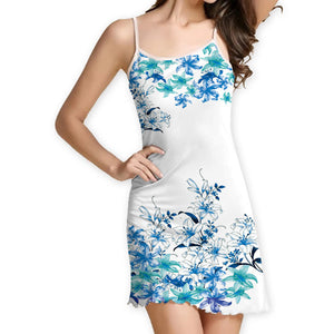 Styleibuy Women Slim Fit Mini Casual Dress - DDSS012 - Styleibuy Online Shop