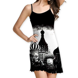 Styleibuy Women Slim Fit Mini Casual Dress - DDSS011 - Styleibuy Online Shop