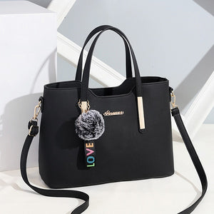 Styleibuy-2019 Women Shoulder Bag Vintage Causal Totes High Quality Dames PU Handbag –BAG076 - Styleibuy Online Shop