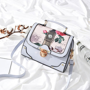 Styleibuy-2019 women Shoulder Bag fashion Top-Handle PU messenger bags-BAG093 - Styleibuy Online Shop