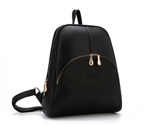 Styleibuy-2019 Women Fashion Backpack PU soft leather casual For Girls -BAG057 - Styleibuy Online Shop