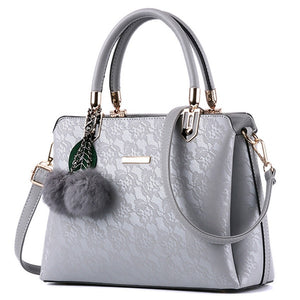 Styleibuy-2019 Women Shoulder bags  High Quality Printing PU Leather Messenger Tote -BAG074 - Styleibuy Online Shop