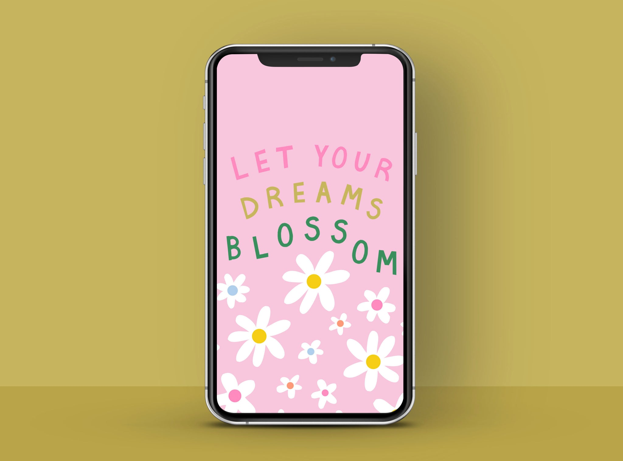 Let Your Dreams Blossom Free HD Phone Wallpaper Download   Raspberry Blossom