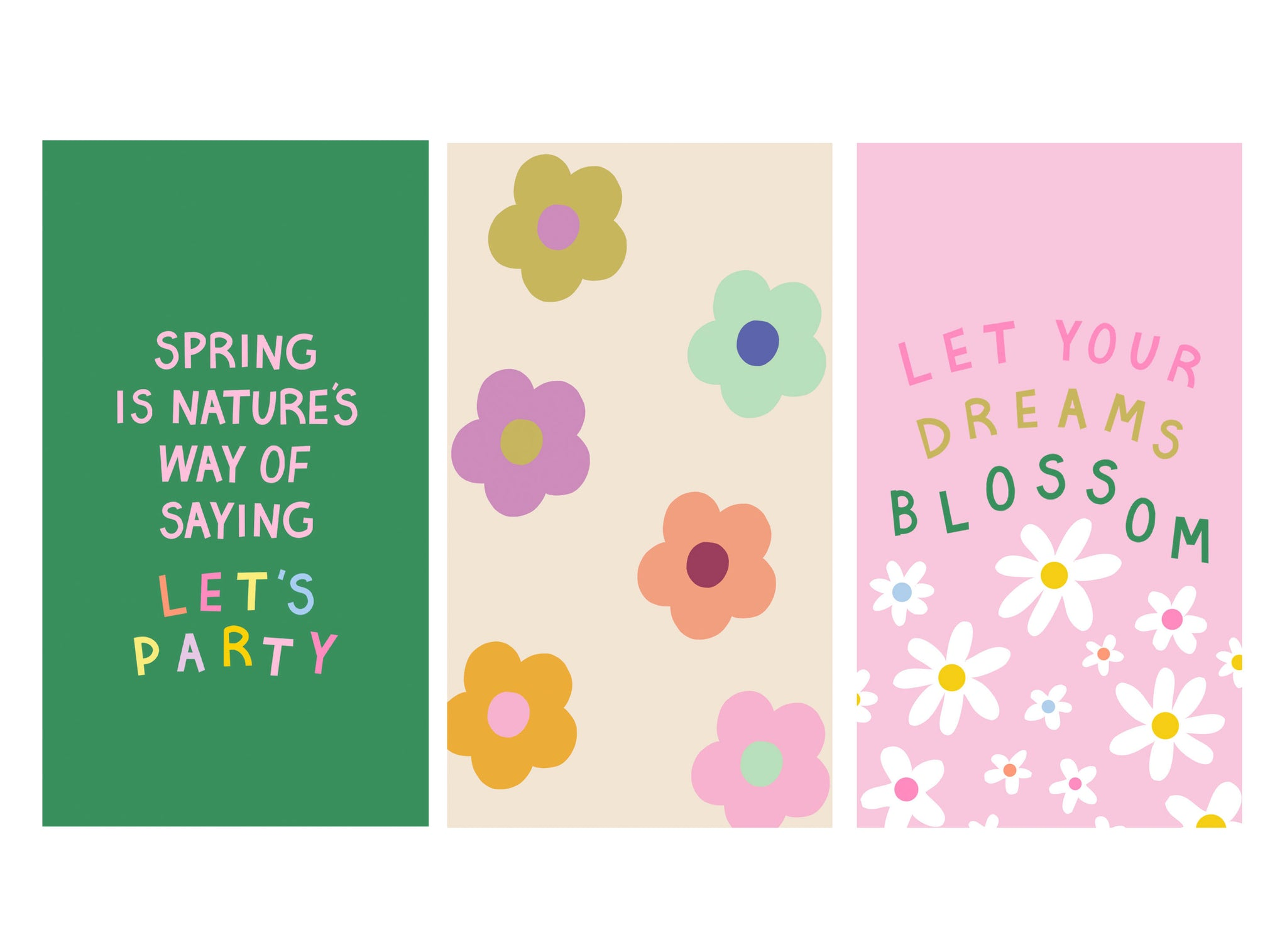 Three Spring Themed Free HD Phone Wallpapers   Raspberry Blossom
