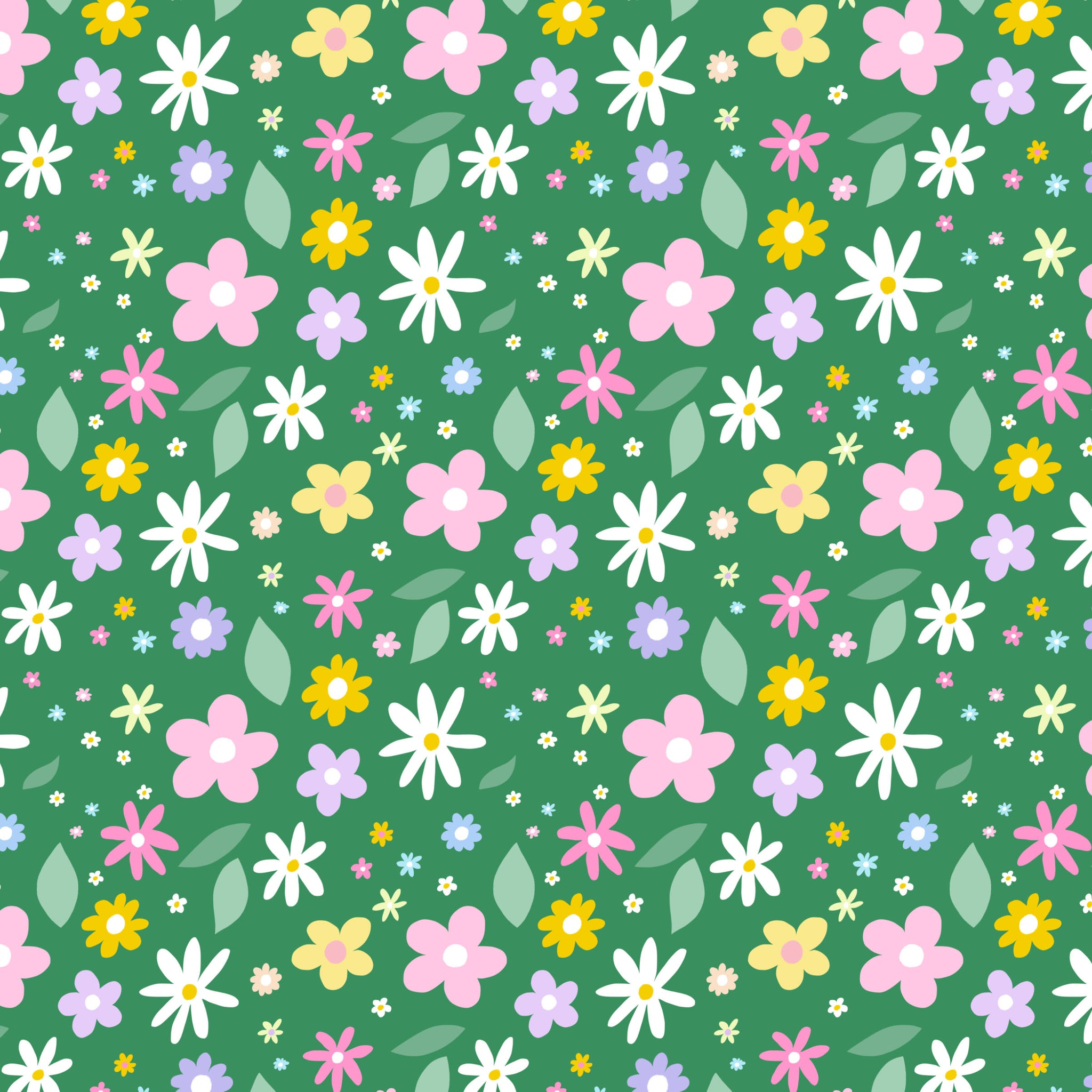Colourful Floral Spring Pattern Free HD Tablet Wallpaper Download   Raspberry Blossom