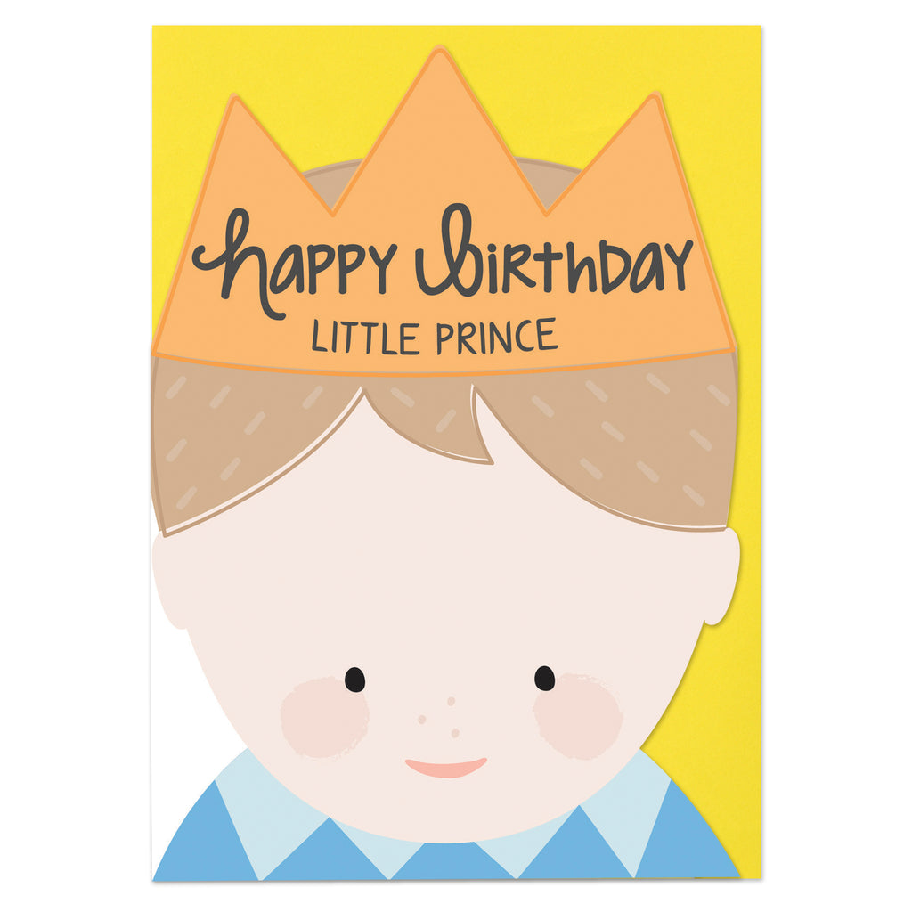 Happy Birthday little prince