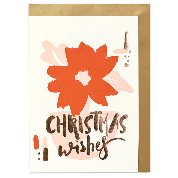 Wishing you festive cheer and Christmas wishes Christmas pack
