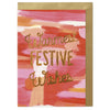 Warmest festive wishes Christmas Pack