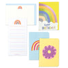 Rainbow Stationery & Card Pack