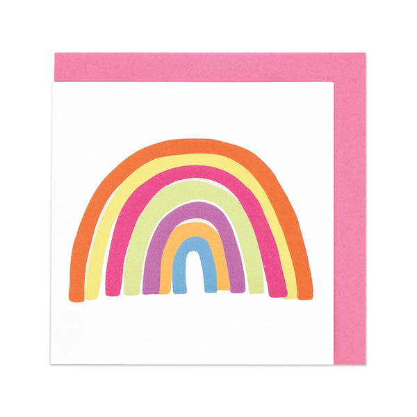 Rainbow Dinky Card Pack