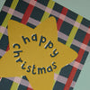'Happy Christmas' Star Card