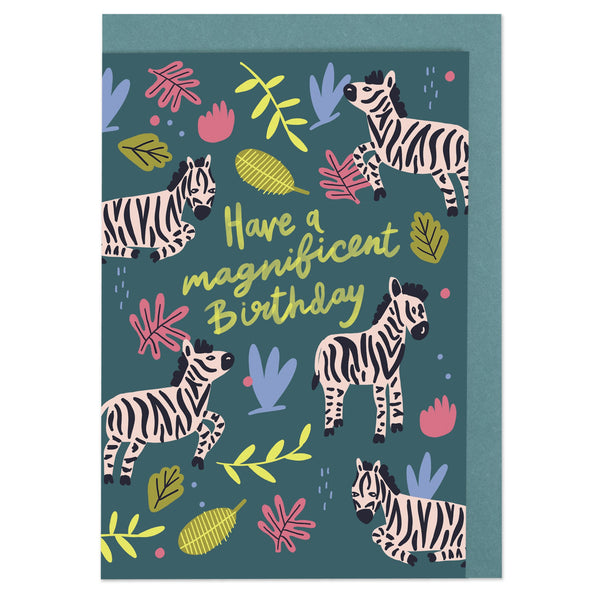 Have a magnificent Birthday Card