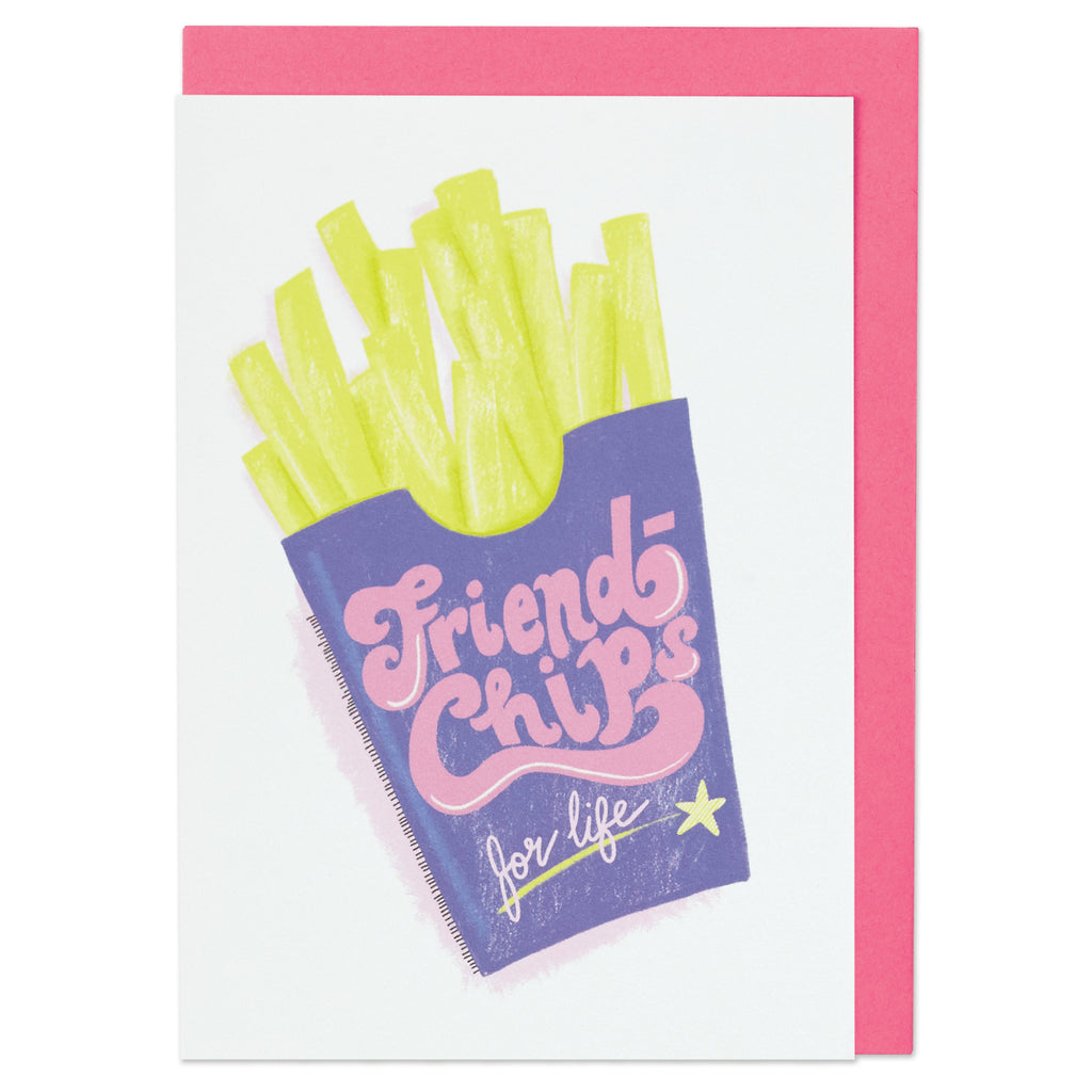 Friend-chips for life
