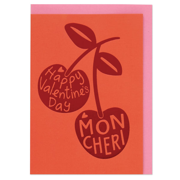Happy Valentine's Day Mon Cheri