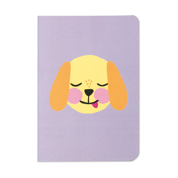 A6 Dinky Notebooks - Cat & Dog