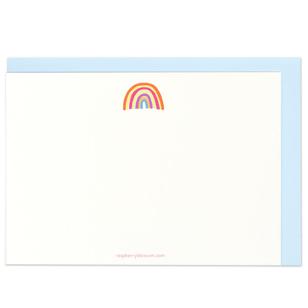 Rainbow Happy Notes