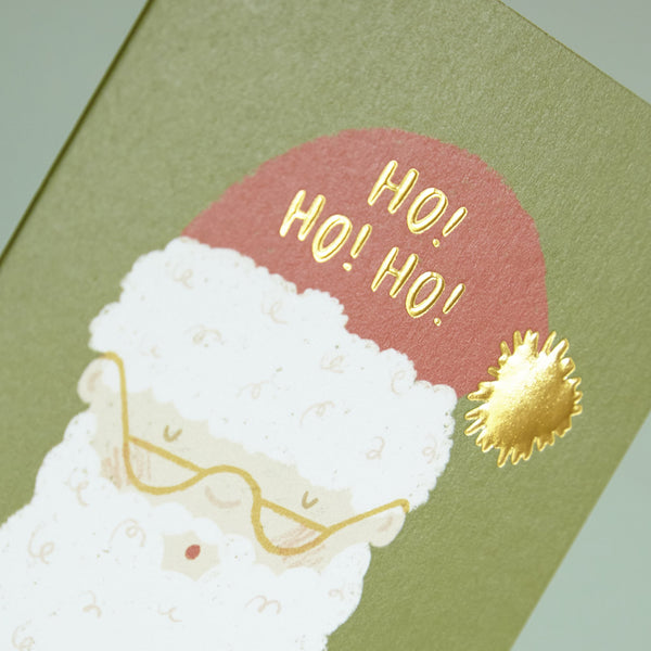 'Ho! Ho! Ho! Christmas Card