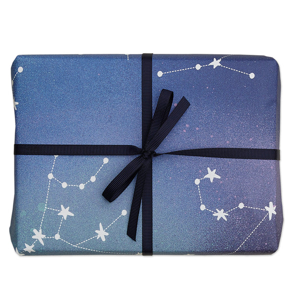 Dreamlike wrap - starry