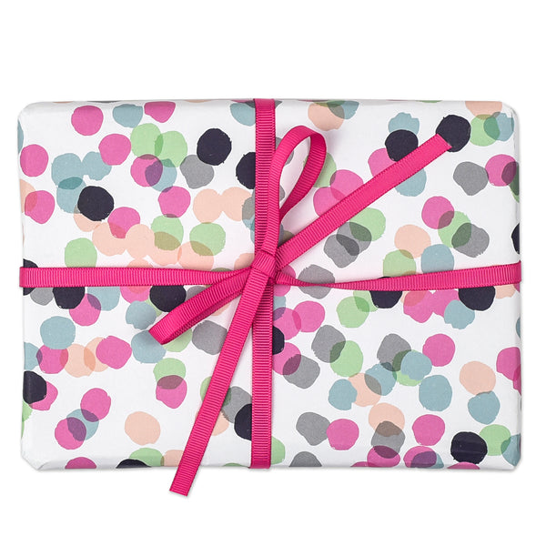 Canvas wrap - dotty