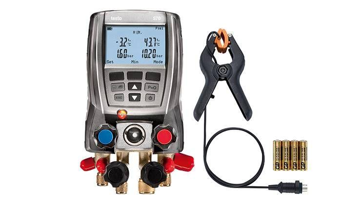 Testo 570-1 Set - Digital manifold