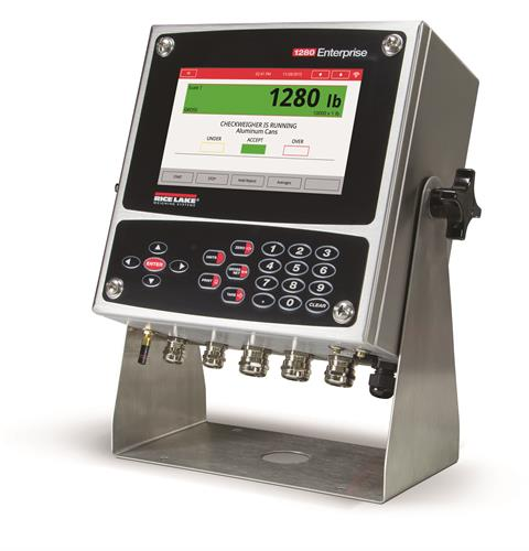 1280 Enterprise™ Series Programmable Weight Indicator and Controller