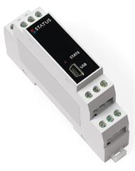 Digital DIN Rail Transmitter - Loop Powered : SEM1615