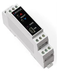 Digital DIN Rail Transmitter - Loop Powered : SEM1605TC