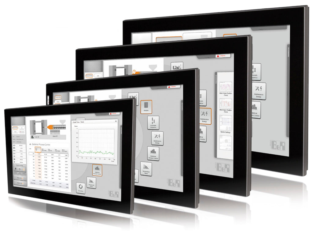 Automation Panel multi-touch