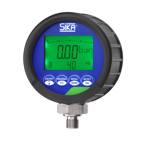 Digital pressure gauge : C2