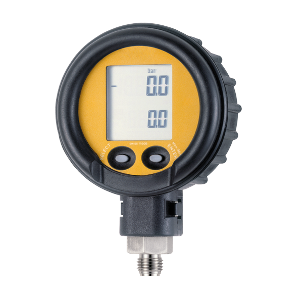 Digital pressure gauge : D-Ex