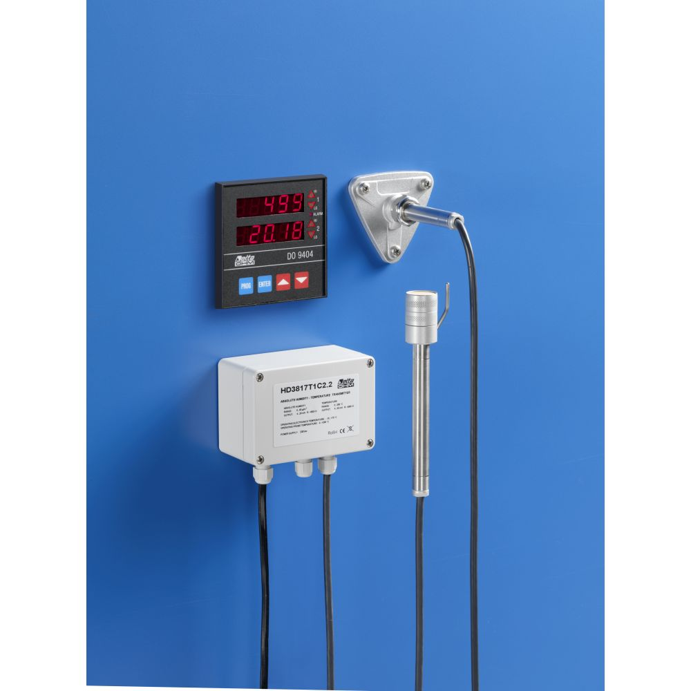HD3817T / HD38V17T series – Absolute Humidity Transmitters