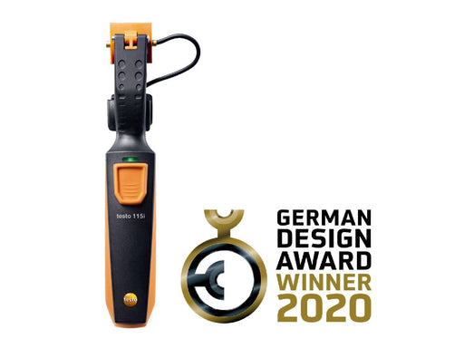 Testo 115i - Clamp thermometer operated via smartphone