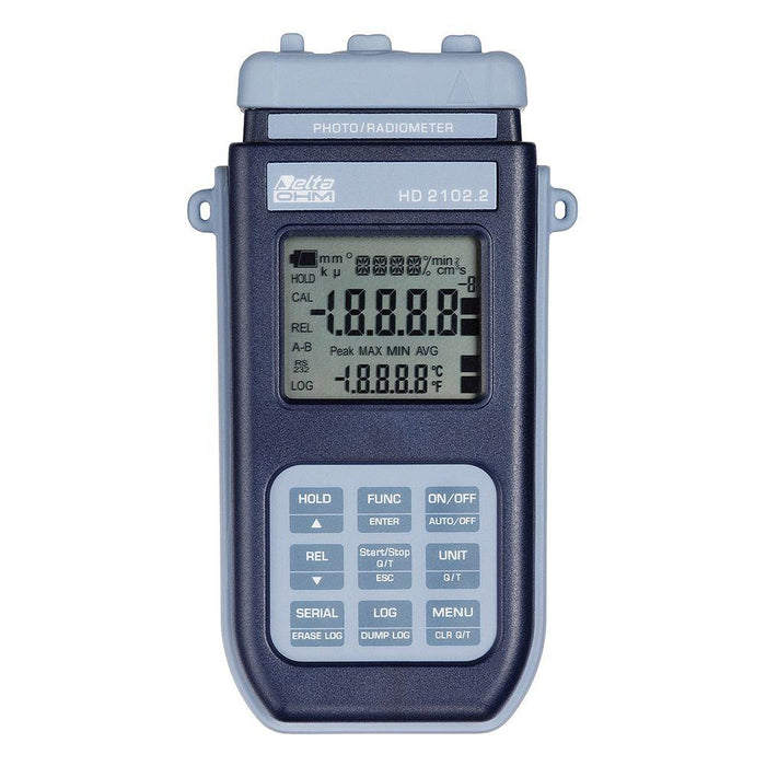 HD2102.2 – Portable Luxmeter Data Logger