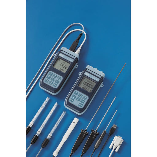 HD2106.2 -Conductivity-Thermometer data logger