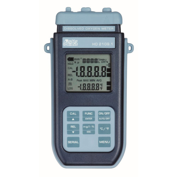 HD2109.1 – Oxygen meter-thermometer