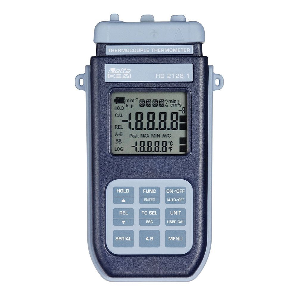 HD2128.1 – Thermocouple thermometer
