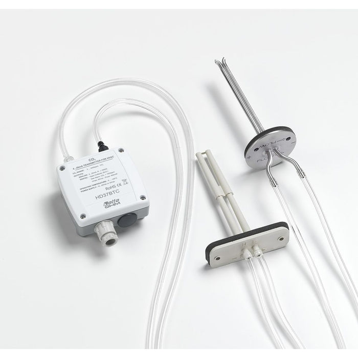 HD37… CO2, CO2 and Temperature Transmitters