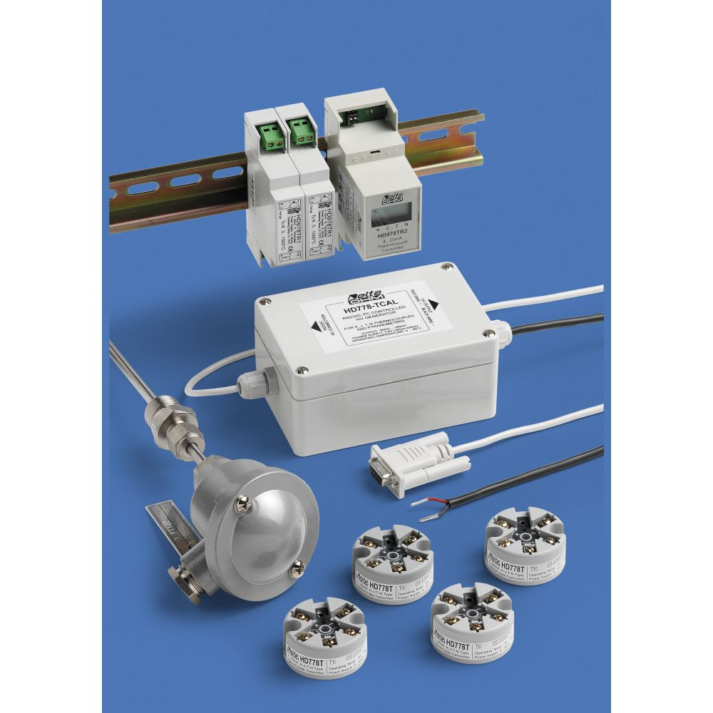 HD988TR1 – Configurable temperature transmitter