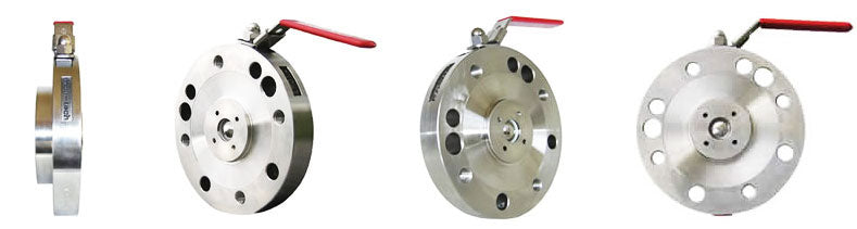Indu-tech Isolation Valve