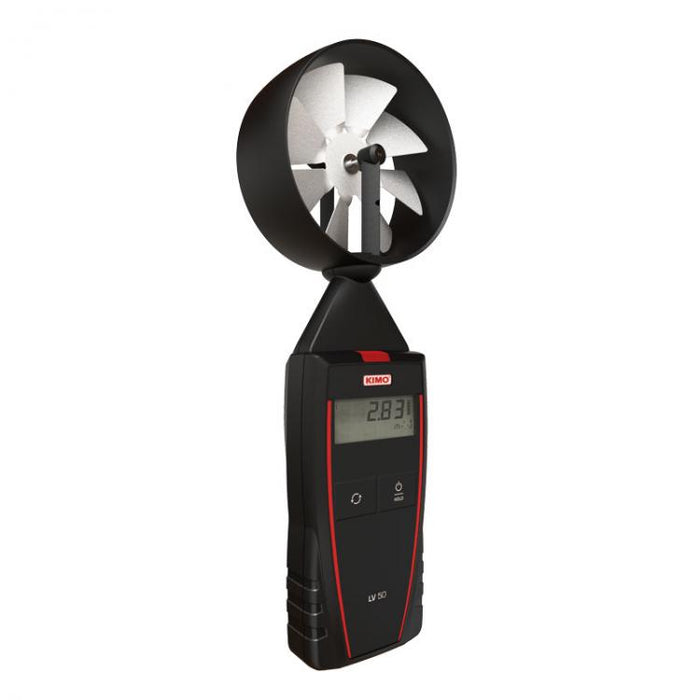 LV 50: Thermo-anemometer with integrated vane probe