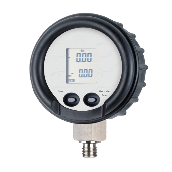 Digital pressure gauge : L-Ex