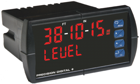 ProVu Feet & Inches Level Meter