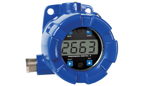 ProtEX-Lite Explosion-Proof Loop-Powered Meter