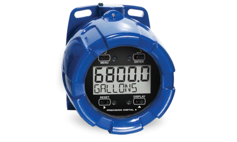 ProtEx-Pro Explosion-Proof Loop-Powered Process & Level Meter