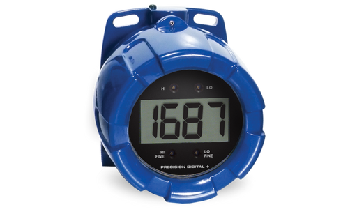ProtEX FarVu Explosion-Proof Large Display Loop-Powered Meter