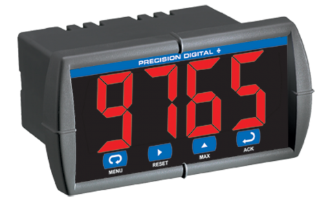 Trident Process & Temperature Digital Panel Meter