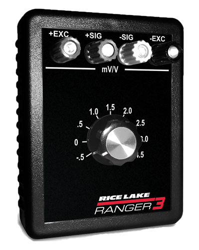Ranger 3 Variable Range Simulator