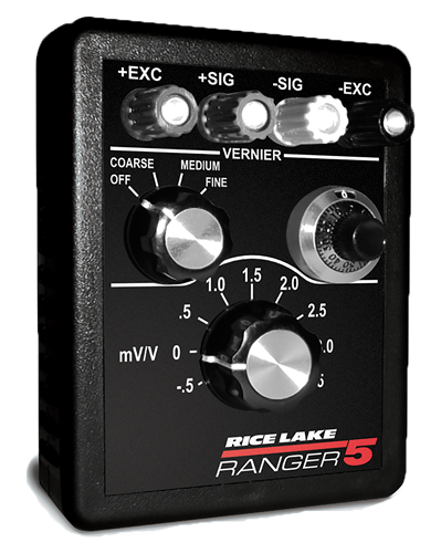 Ranger 5 Variable Range Simulator