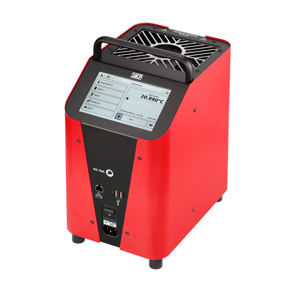 Temperature calibrator : TP 37200E.2