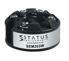 Digital In-Head Temperature Transmitter : SEM203W